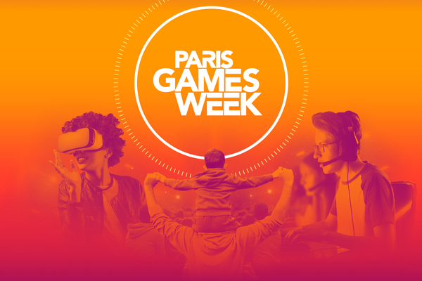 Paris Games Week 2020.Events About Cherry